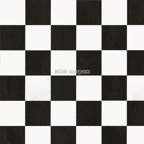 2002565 d-c-fix декор клетка чёрно-белая