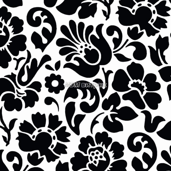 2003098 d-c-fix декор барок чёрный