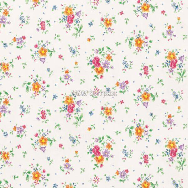 2002494 d-c-fix декор цветы на белом фоне