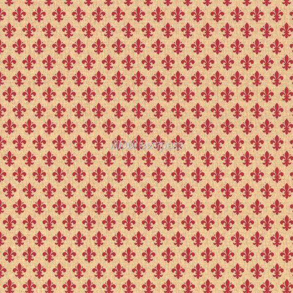 3800049 alkor декор коронки красные