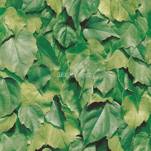 3800022 alkor декор листья зелёные