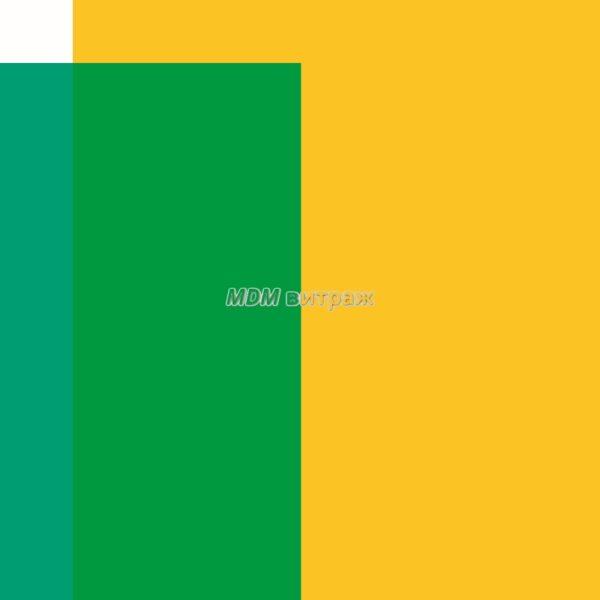 2001986 d-c-fix витражная желтая