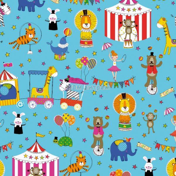 3808115 alkor декор детский цирк
