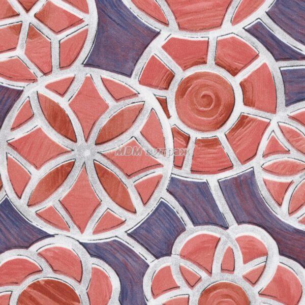 2803228 alkor витражная шартер розово-голубой