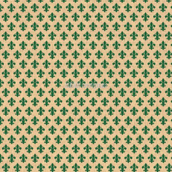 3800051 alkor декор коронки зеленый